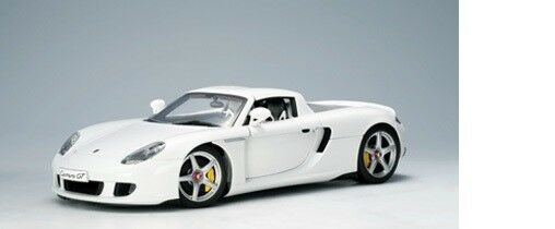 Autoart 78045 - 1 18 porsche carrera gt-blancoo-nuevo