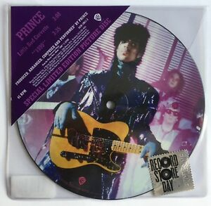 PRINCE-Little-Red-Corvette-1999-UK-Record-Store-Day-7-034-Picture-Disc-RSD