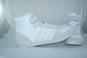 Weiss Trainers 3 High 43 1 Neo Tops Bbpure Adidas Gr AIxBw