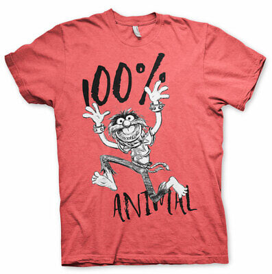 Animal Is My Wingman Women T-Shirt S-XXL Sizes Officially Licensed The Muppets