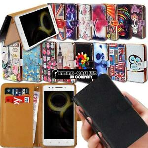 For-Lenovo-A-Series-SmartPhones-Leather-Smart-Stand-Wallet-Case-Cover