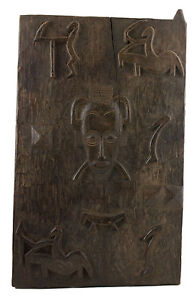 Porta Di Attico Senoufo 63x37.5 CM Arte Africa-Africa West Dogon 16510