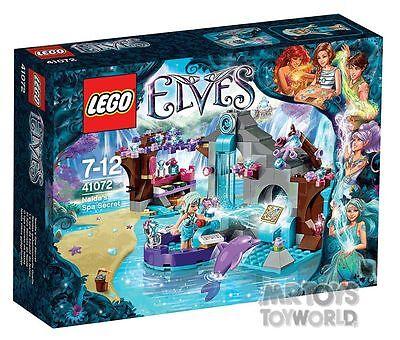 NEW LEGO Elves Nnaidas Spa Secret 41072 from Mr Toys Toyworld