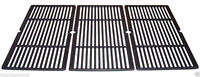 Coleman Gas Grill Cast Iron Coated Set Cooking Grates 28.5 X 14 13/16  67803