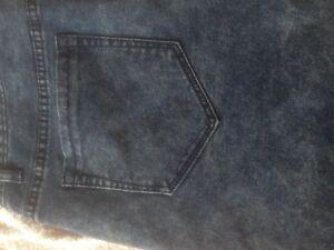 Worn Worn 34r Size Jeans Jeans Size 34r Blue Blue Jeans qrz0E