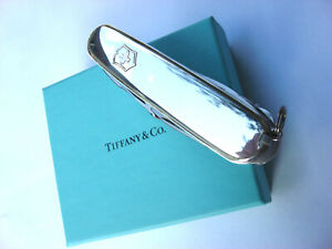 Tiffany Amp Co Sterling Silver Swisschamp Swiss Army Knife