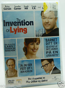 The-Invention-of-Lying-DVD-Region-2-NEW-SEALED-Ricky-Gervais