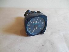 WWII Warbird Aircraft Fuel Quantity Indicator (A.F. US Army)