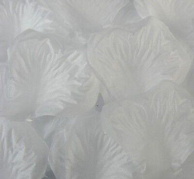 500/1000pcs Silk Rose Flower Petals  Wedding Party Table Confetti Decorations