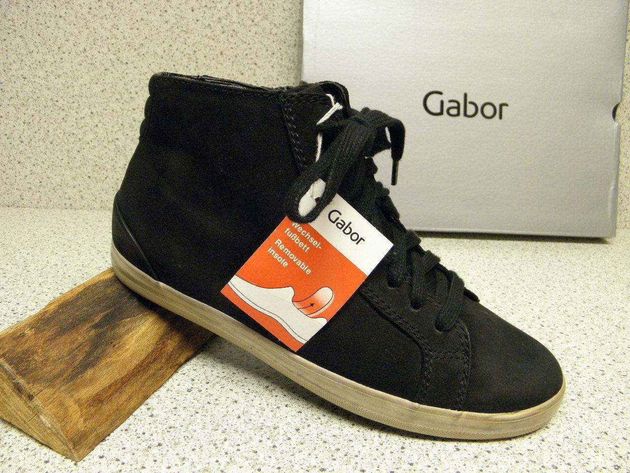Gabor ®  rotuziert, SALE bisher    schwarz (D741)  Gr. 38  | Modern Und Elegant  | Zuverlässiger Ruf  | Verkauf