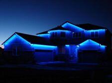 BLUE WATERPROOF 5 meter 3528 LED STRIP WITH 12v ADAPTOR 230v AC DECORATION