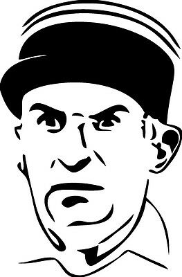 Sticker Louis de Funes 0130