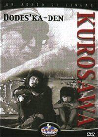 Dodes-039-ka-den-1970-DVD-Nuovo-Sigillato-Kurosawa