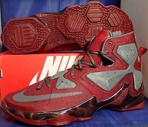 Rosso Xiii 13 Lebron 836141 Grigio Taglie Squadra 992 Nike Identità Scuro 11 CUwZ1Xnxq