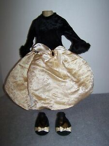Retired American Girl Doll Midnight Holly Holiday Outfit NEW!