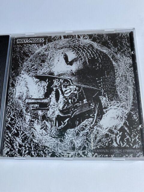Holy Moses - Terminal Terror + BONUSTRACKS CD