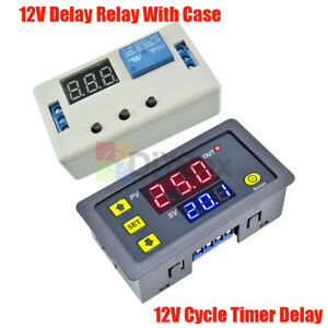 12V-Digital-Dual-LED-Delay-Relay-Automation-Cycle-Timer-Control-Switch-Module