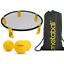 Spike-Trampoline-Ball-Lawn-Beach-Volleyball-Sport-for-Family-Party-Game-Activity thumbnail 1