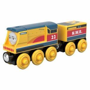 2019 REBECCA Thomas Tank Engine & Friends WOODEN Railway NEW Train ...
