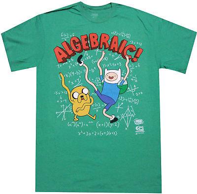 Official Adventure Time ZOMBIE TIME Adult XL T-Shirt JAKE /& FINN Cartoon Network