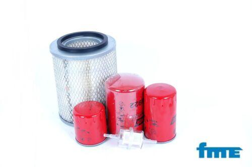 Filterset Demag SC 30 DS2 Motor Deutz  F21011F ohne Separator Filter