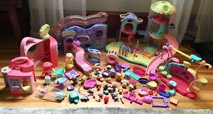 Huge-Lot-LPS-Hasbro-Littlest-Pet-Shop-Figures-Accessories-Play-Ground-Vintage-03