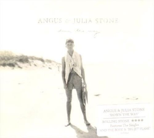 1 of 1 - Down the Way by Angus & Julia Stone (CD, Mar-2010, EMI)