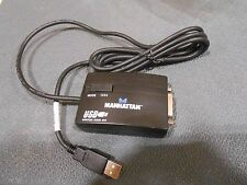 MANHATTAN ITEM #168199 USB TO GAME PORT ADAPTER