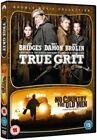 Jeff Bridges Matt Damon-true Grit/no Country for Old Men DVD