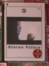 Stereo Future Japanese DVD Hiroyuki Nakano Samurai Fiction Red Shadow New