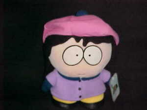 10 South Park Wendy Plush Doll With Tags 1998 Comedy Central Nice Condition Ebay