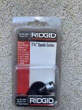 Ridgid 63035 Model T 211 Spade Grease Cutter 1 38