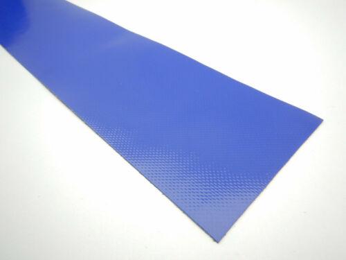 Lona reparación banda carpa toldo carpa lona escaños Roller 50cmx10cm 5002 azul