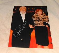 Mario Adorf & Senta Berger, original signiertes/signed Photo in 20x27 cm