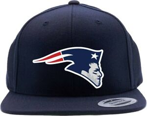 Navy-Tom-Brady-New-England-Patriots-Super-Bowl-Logo-Snapback-Hat