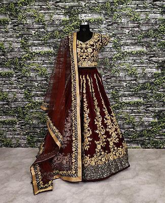Women's Clothing Impartial New Designer Traditional Lehenga Choli Women Clothing Wedding Party Wear Lengha