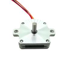 Nema11 Ultraflat Stepper Motor 03a For Smd Feeder 10mm Long Motor Shaft
