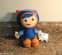Nickelodeon Team Umizoomi Geo Plush 9 Inch Doll Fisher Price