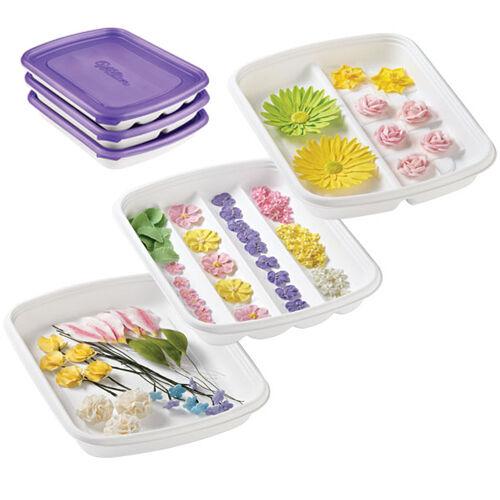 Wilton Form-N-Save Flower Storage Set  Blumen-Aufbewahrungsdosen