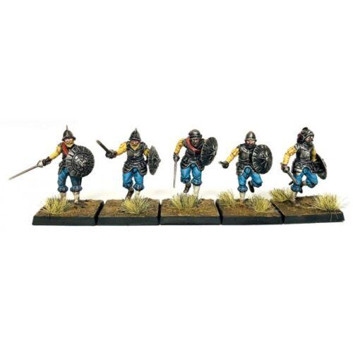 Kensei Namban Rodeleros metal Zenit miniatures box new
