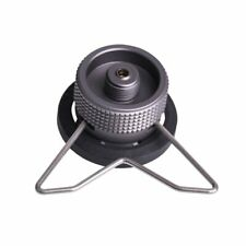 Cooker Outdoor Camping Gas Tank Adapter Flat Conversion Portable Stove Connector