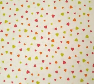 Pecking Order BTY Victoria Hutto Quilting Treasures Orange Floral Flowers