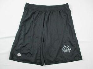 Texas A&M Aggies adidas Shorts Men's Black Poly NEW XL