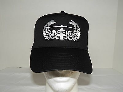 #1143L AIR ASSAULT WINGS Ballcap Cap Hat
