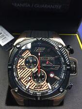 TechnoSport TS-100-5F1  Men's Formula 1 Swiss Chrono Watch