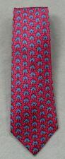Original HERMES Krawatte/Cravatte/Tie N0 7398 PA