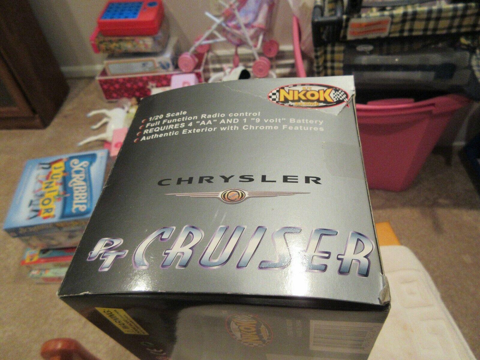 NKOK , Chrysler Cruiser , Scale 1:20 , Item # 82016 , V