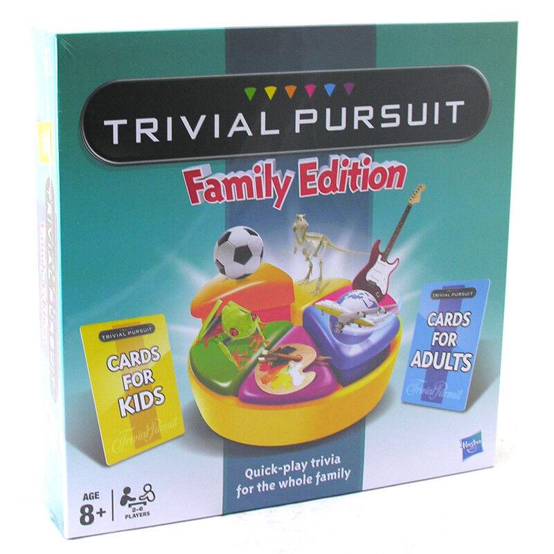 Hasbro trivial pursuit edition eine neue familie