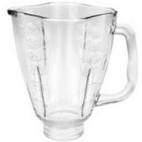 Oster 84036R Blender Glass Clover Shaped Blender Jar 5 Cup