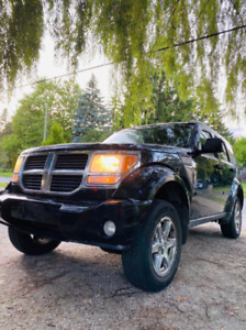 CERTIFIED DODGE NITRO-SUV- 4WD powerfull and clean